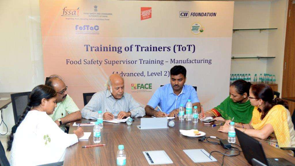 Skill development for food safety | GSK Consumer Healthcare